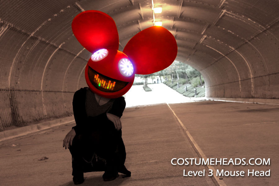 deadmau5 head inside - photo #15