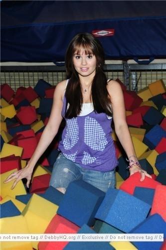 Debby At Fantasy Factory (September 10, 2010)