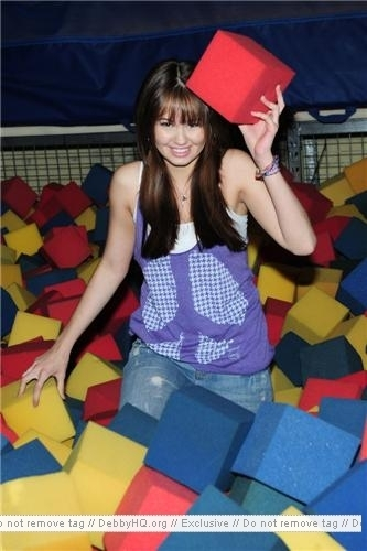 Debby At fantasía Factory (September 10, 2010)