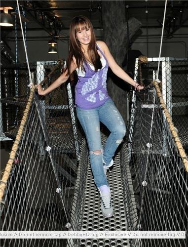 Debby At fantasi Factory (September 10, 2010)