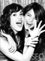 Demi and Selena - selena-gomez-and-demi-lovato photo