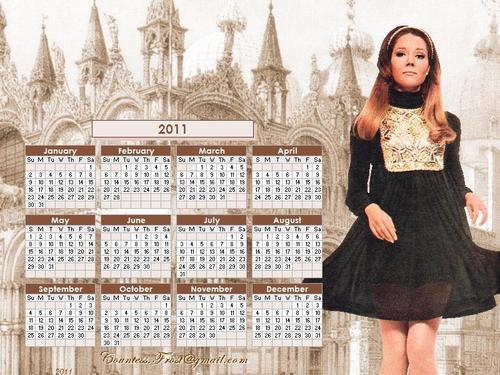 Diana - 2011 calendar