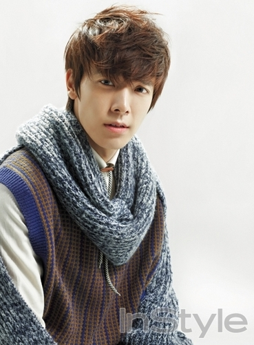 Donghae For InStyle