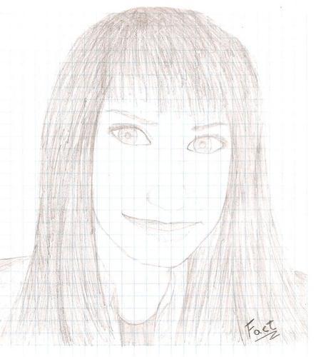 Drawing Demi Lovato