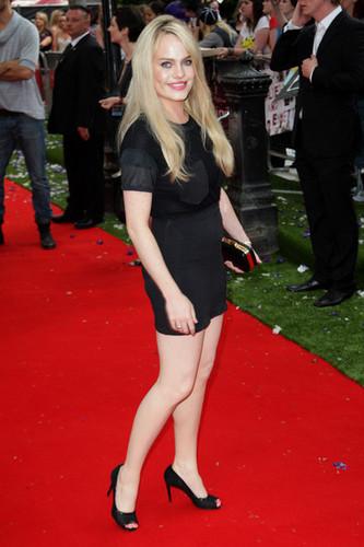 Duffy at The Twilight Saga : Eclipe - Premiere Gala.