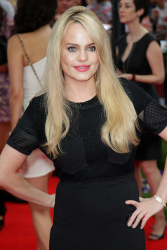 Duffy at The Twilight Saga : Eclipse - Premiere Gala.