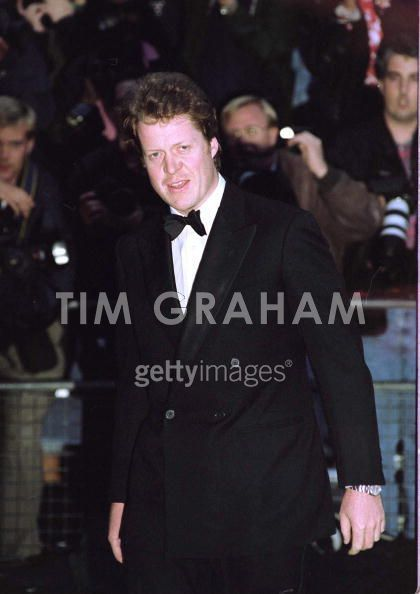 Earl Spencer, Brother Of Diana
