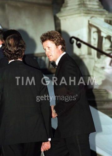 Prinzessin Diana Hintergrund called Earl Spencer, Brother Of Diana