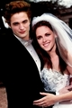 Edward and Bella wedding day