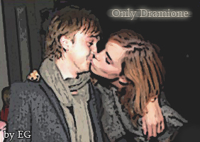 Emma and Tom are স্নেহ চুম্বন