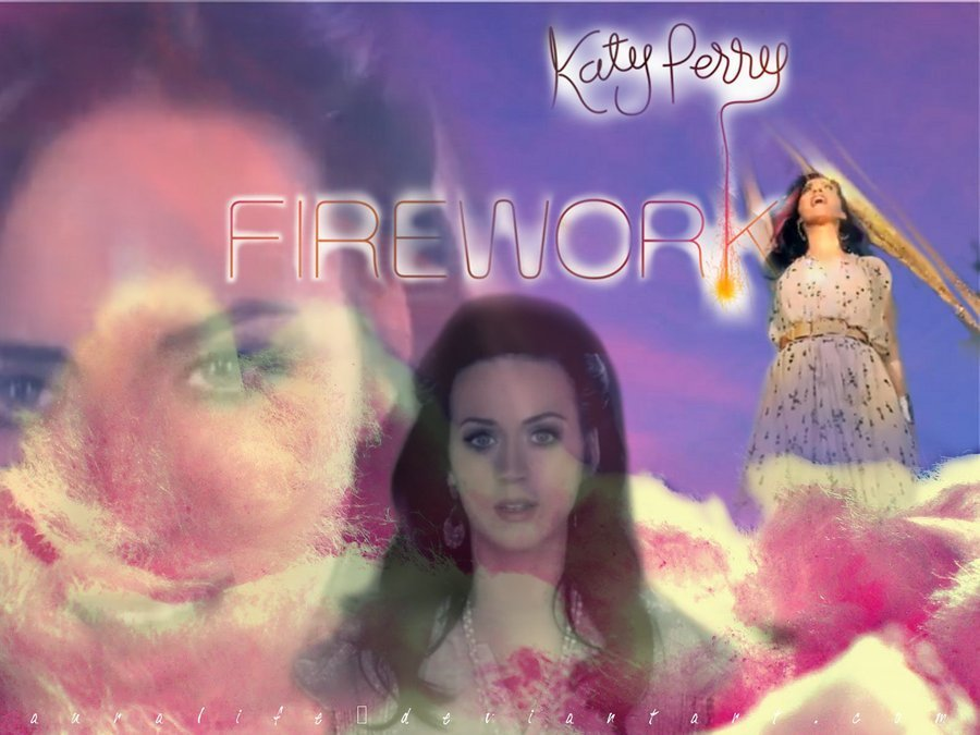 Firework - Katy Perry Wallpaper (18162395) - Fanpop