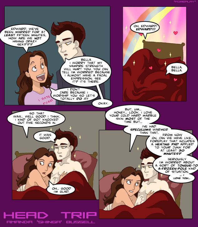 Twilight Sex Stories 19