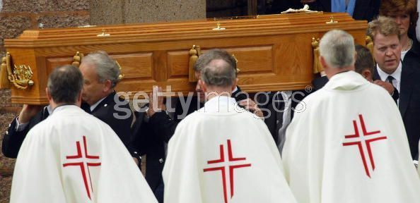 Funeral of Frances Shand Kydd