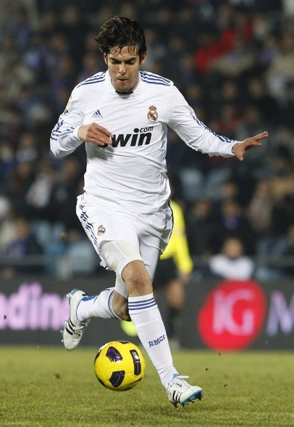 Getafe 2 vs real madrid 3 ricardo kaka photo 18144620 fanpop - Ka international madrid ...