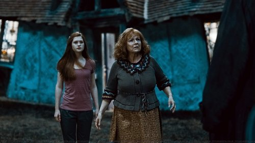 Ginny at The Burrow in HP7 Part I