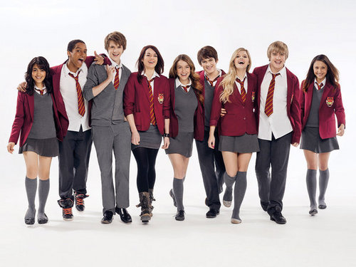 Group Shots - the-house-of-anubis Photo