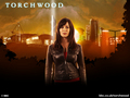 Gwen Cooper - torchwood wallpaper
