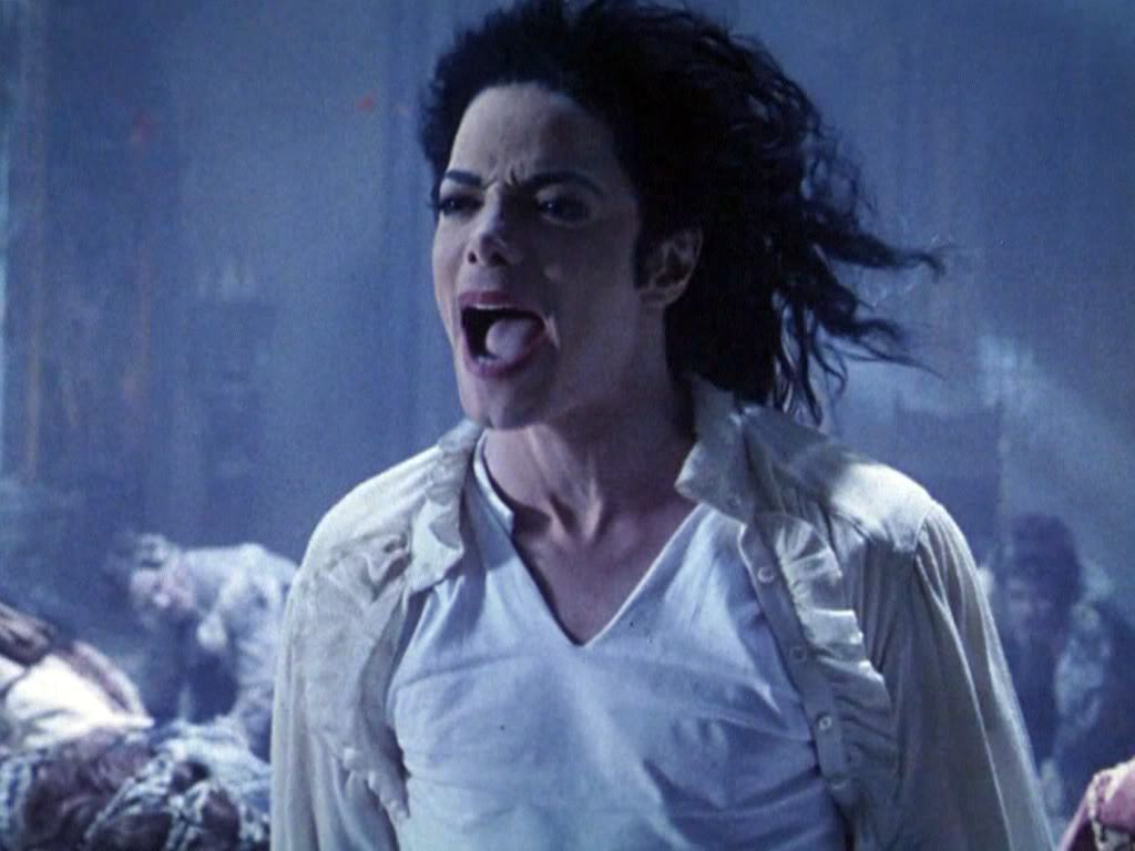 Michael Jackson Ghosts