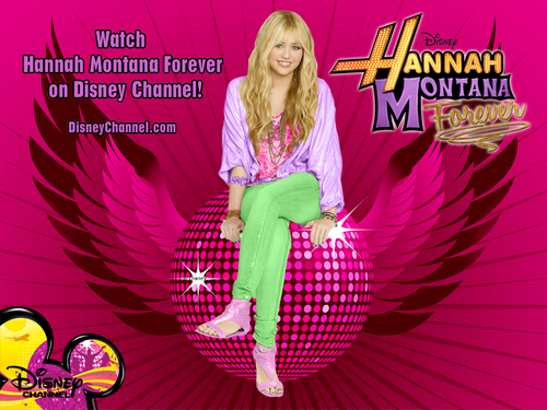 Hannah Montana Forever Exclusive Merchandise  Wallpapers by dj!!!