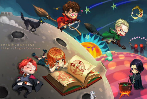 Harry Potter :D