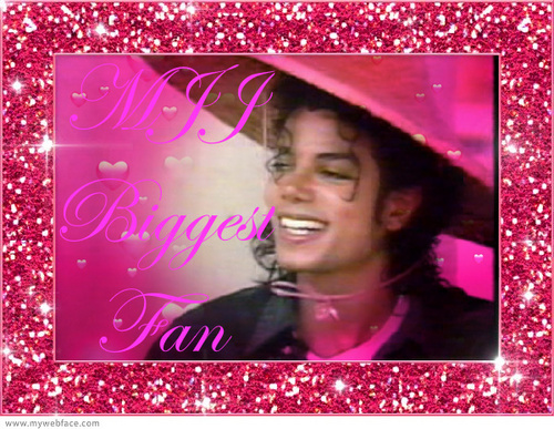 I am also one of the biggest MJJ fans!!<3<3