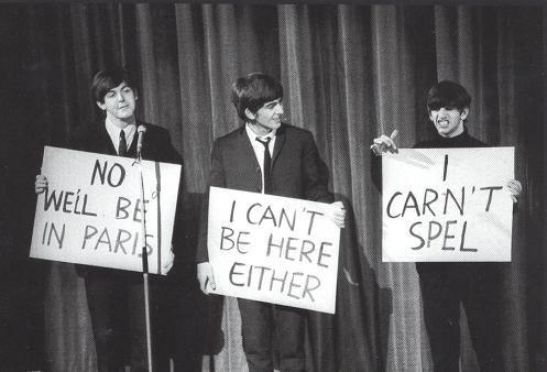 I carn't spel