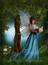 Fairies wallpaper titled In The Forest