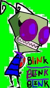 Invader BLink. MY OC