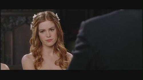 Isla Fisher Wallpaper Containing A Portrait Called In Wedding Crashers