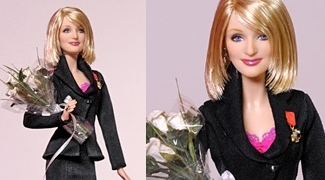 J.K.Rowling Doll