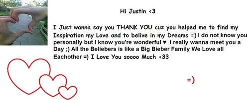 Justin Bieber wallpaper titled J.u.s.t.i.n.D.r.e.w.B.i.e.b.e.r. <3