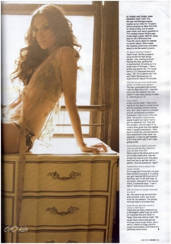 Jana Kramer wallpaper possibly with a packing box and a dressing table called Jana Kramer On Maxim