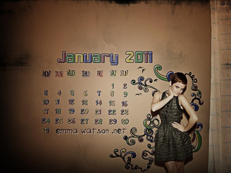 emma watson jan 2011