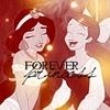 Disney-Prinzessin Foto called jasmin and Ariel