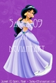 Jasmine purple dress