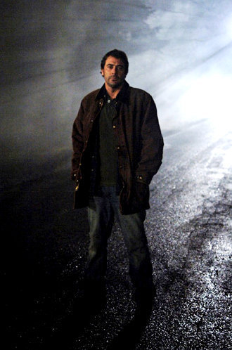 Winchester Girls wallpaper possibly containing a business suit and a well dressed person entitled John Winchester:)