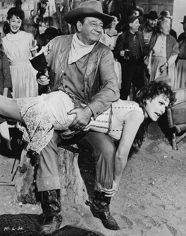 Johny Wayne & Maureen O'hara