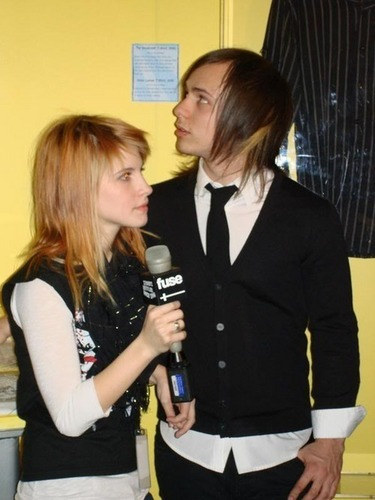 Josh and Hayley