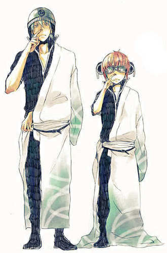 Kagura & джин
