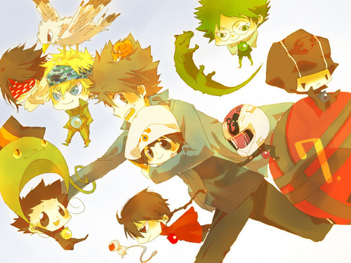 Catch 'em all ! - katekyo-hitman-reborn Wallpaper