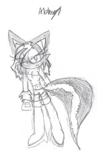 Kazuki the Skunk