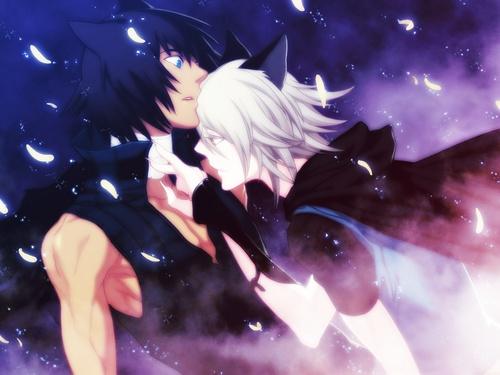 Konoe and Asato