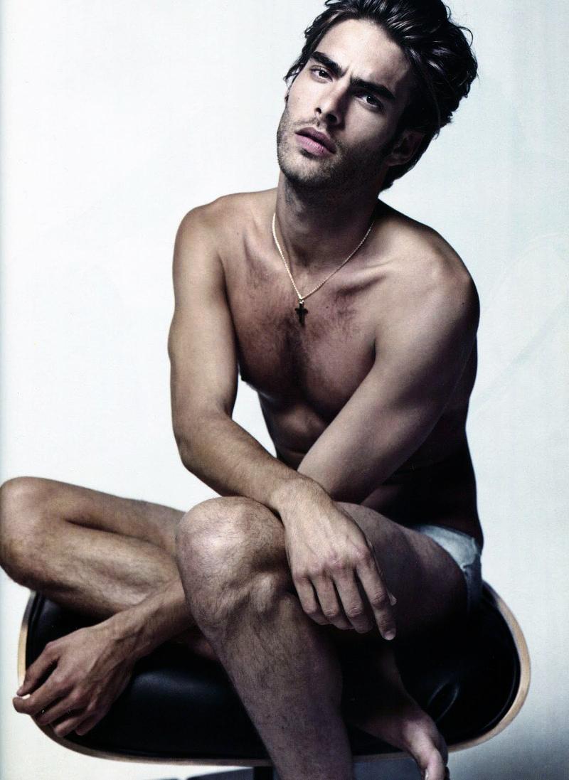 Male Models L Officiel Hommes