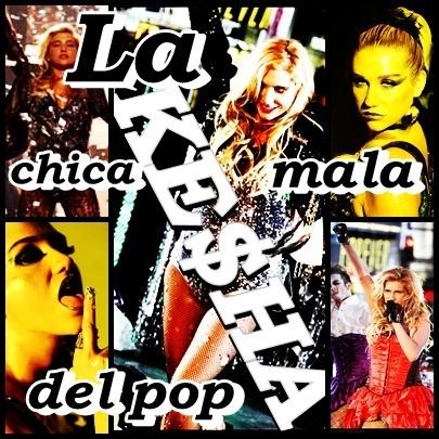 La chica mala del pop