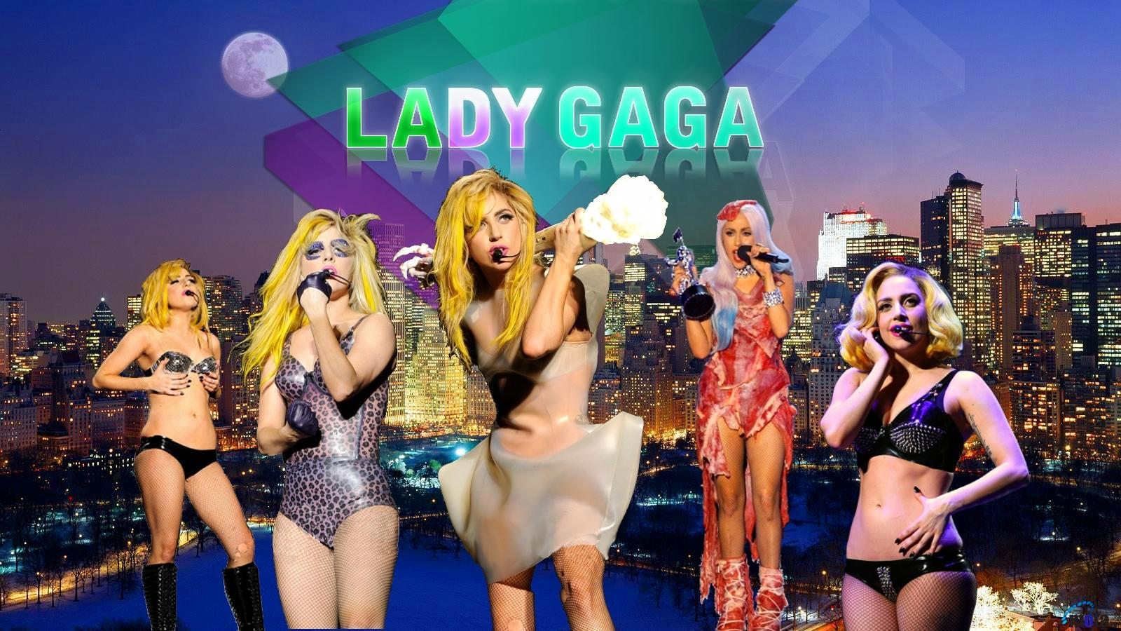 Lady Gaga Lady Gaga Wallpaper