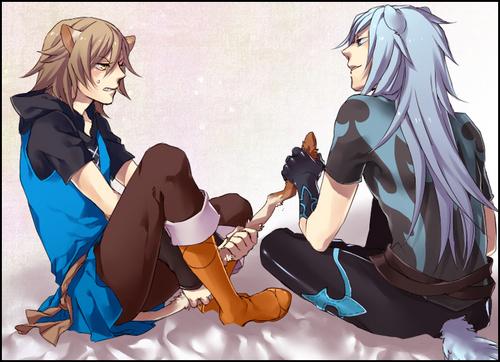 Konoe and Rai