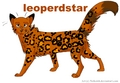 Leoperdstar - warrior-cats fan art