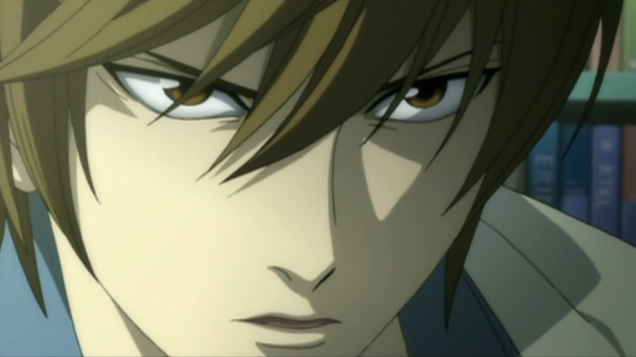 Light Yagami - Light Yagami Image (18148383) - Fanpop
