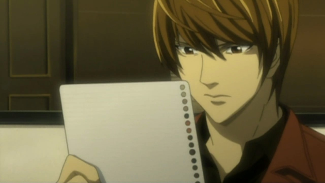 how tall is light yagami