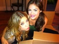 Lucy Hale & Ashley Benson